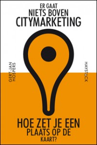 citymarketing boek Hospers