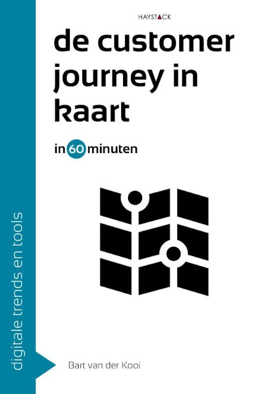 boek customer journey bart van der kooi