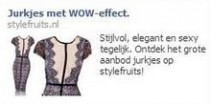 stylefruit advertentie facebook